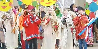 Праздничные жаворонки: весенний микс
