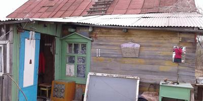 Декор уличной стены