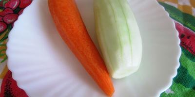 """Необычный салат """"Осиная талия"""""""