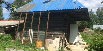 """Умная"" баня по дешману"