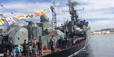23 февраля - день защитника Отечества. С любовью из Севастополя