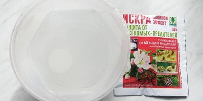 Обработка картофеля от колорадского жука. Тестируем препарат Искра Двойной Эффект