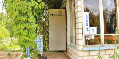 Двери как чистый лист
