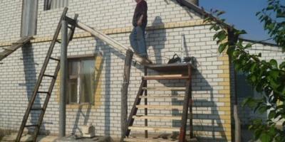 Строительство саманного дома для своей семьи