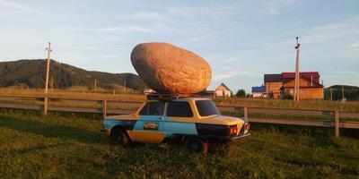 Моё трёхдневное путешествие на Алтай