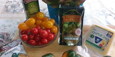 """И не греческий, и не """"Цезарь"""" - но самый любимый салат"""