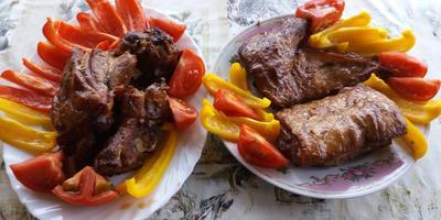 Копченые свиные ребрышки в маринаде для шашлыка «Махеевъ» - незабываемый вкус и аромат