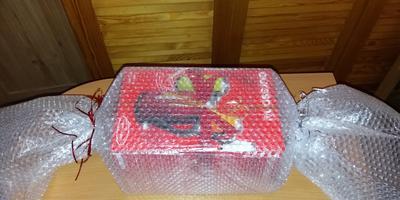 Душевный призовой чайник от «МахеевЪ» прибыл!
