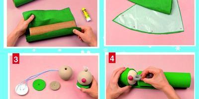Оригинальная упаковка для подарков своими руками