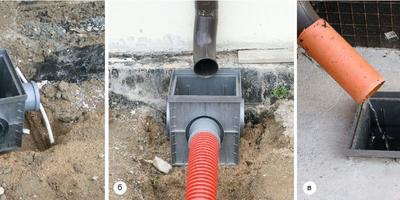 Практика водоотвода: поверхностный и глубинный дренаж