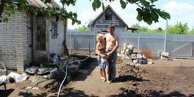 "Переделка участка: ""Джунгли зовут!"""