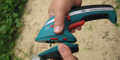 Аккумуляторные ножницы Isio от Bosch - моя мечта в действии!