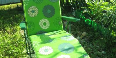 Универсальное складное кресло-шезлонг