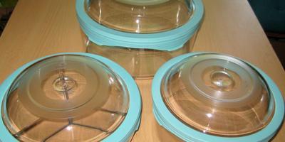 Набор контейнеров от интернет-магазина shoppinglive.ru