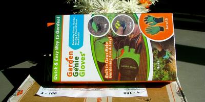 Посылка с перчатками от интернет-магазина Seedspost.ru получена