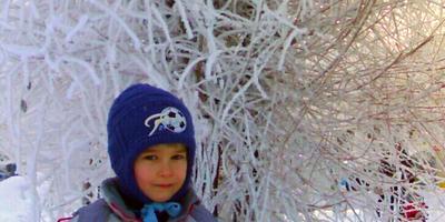 Зимняя удочка от Деда Мороза