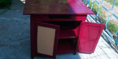 Еще один «спасенный»  бабушкин столик