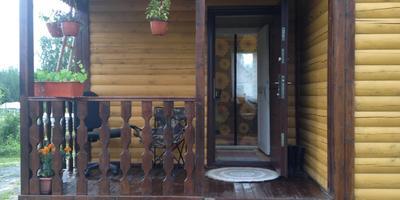 Дачная терраса -  уголок уюта