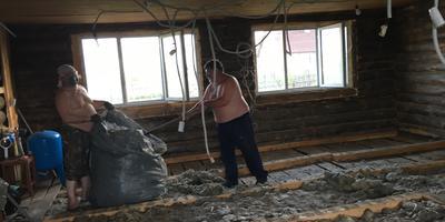 Секреты строительства: утепление полов на даче