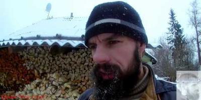 Заготовка дров под музыку, или Жизнь по кайфу