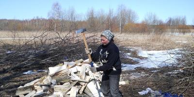 Страсти по дровам