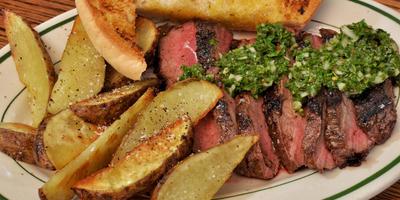 Как приготовить чимичурри - универсальный соус к мясным блюдам