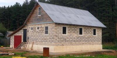 Сказ о том, как строили мы теплый дом