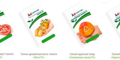 Устоять невозможно – надо срочно покупать семена томатов Агрофирмы «Партнёр»