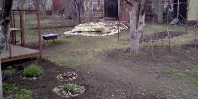 Ура! Весна на даче