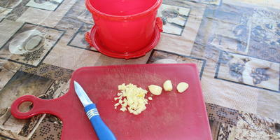 Фирменный соус к шашлычку
