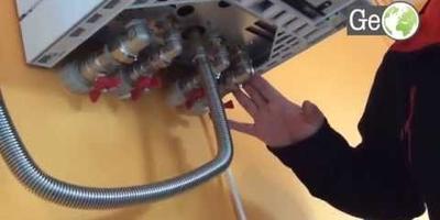 Котёл Viessmann Vitopend 100: внутреннее устройство и переоснащение для работы на сжиженном газе (видео)