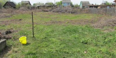 Заявка на тестирование травокосилки Husqvarna 128R для 12 соток целины