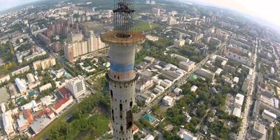 Сегодня Екатеринбург лишился своего символа...