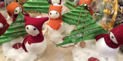 Рождественская ярмарка в оооочень маленьком городке