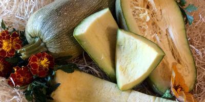 Осенний каприз, или Три великолепных блюда из тыквы