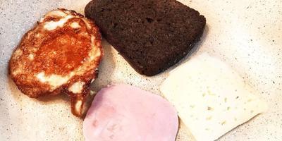 Крок-мадам для пикника: устройте завтрак на природе