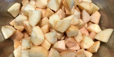 Крутой рецепт шарлотки без разрыхлителя