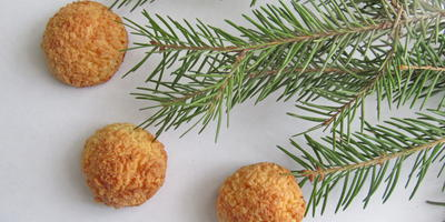 Кокосовое печенье - простое в приготовлении!