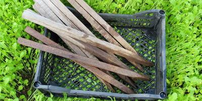 Палки-держалки - мой второй деревянный секрет
