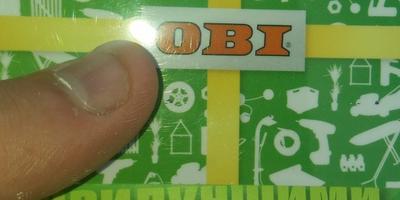 Приз от ОBI