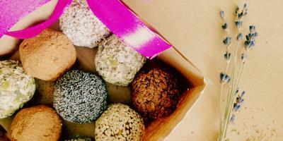 Полезные сладости:)