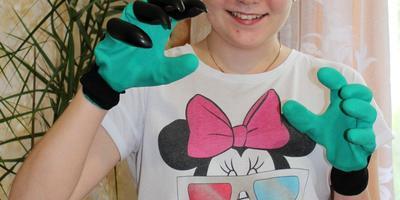 Первое знакомство с перчатками Garden Genie Gloves для тестирования