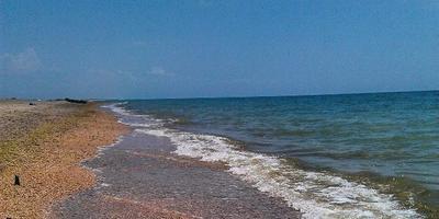 Два дня наедине с морем...