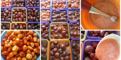 Зимняя клубника - заготовка вкусной и универсальной клубники на зиму в морозилке.