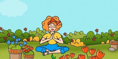 7 поз йоги, которые практикует каждый из нас, даже не зная об этом