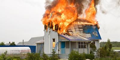 7 заповедей пожарной безопасности на даче