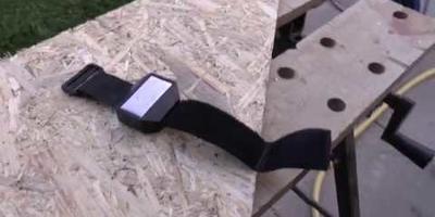 Умный браслет для дачника