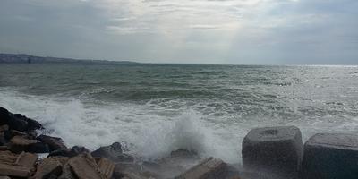 Море вечно....