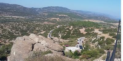Древний Ассос на берегу залива Эгейского моря (продолжение)
