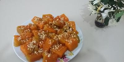 «Сладкая тыква» — на десерт